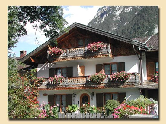 Haus Mühlhof Mittenwald